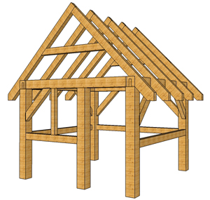 Ham timber frame sheds plans must see A frame barn plans